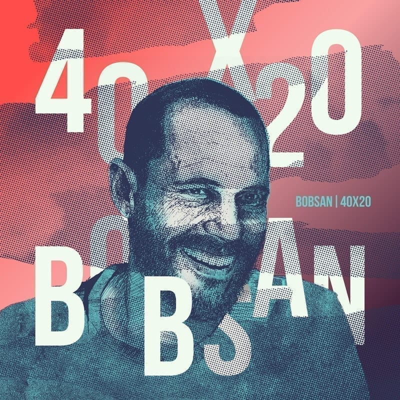 Bobsan releases 40x20 - A tribute to his career in music production!