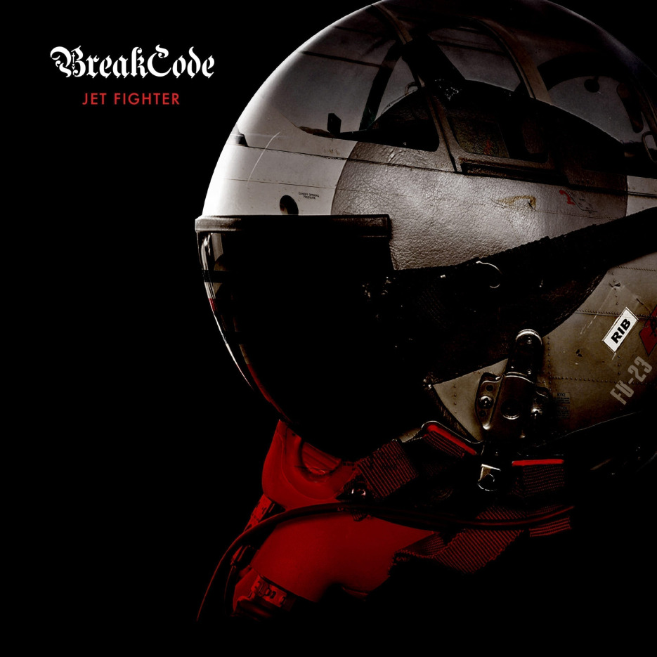 BREAKCODE RELEASES 'JET FIGHTER' - OUT NOW