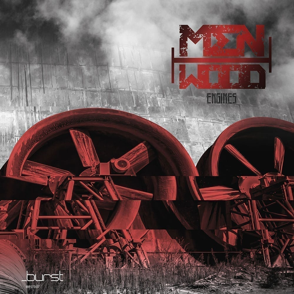 BRST007 Menwood`s second bomb is released on _burst Rec.