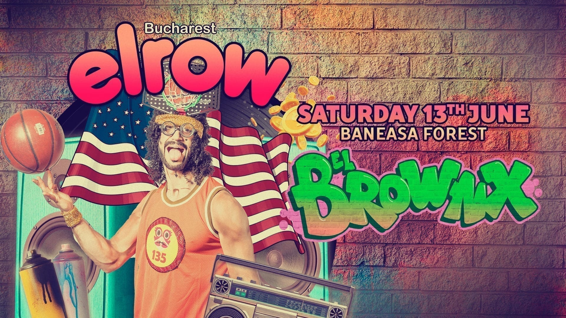 ELROW Bucharest on 13th June 2020