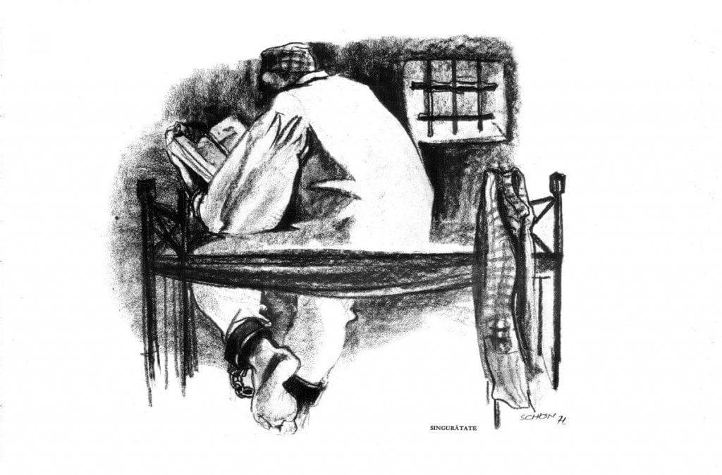 Dreptul și accesul la cultură: repere din istoria culturii (de la Constituția României din 1923 până în zilele noastre) Artwork: Ilie Schon - Loneliness 1971 limited propaganda edition 48×33 cm