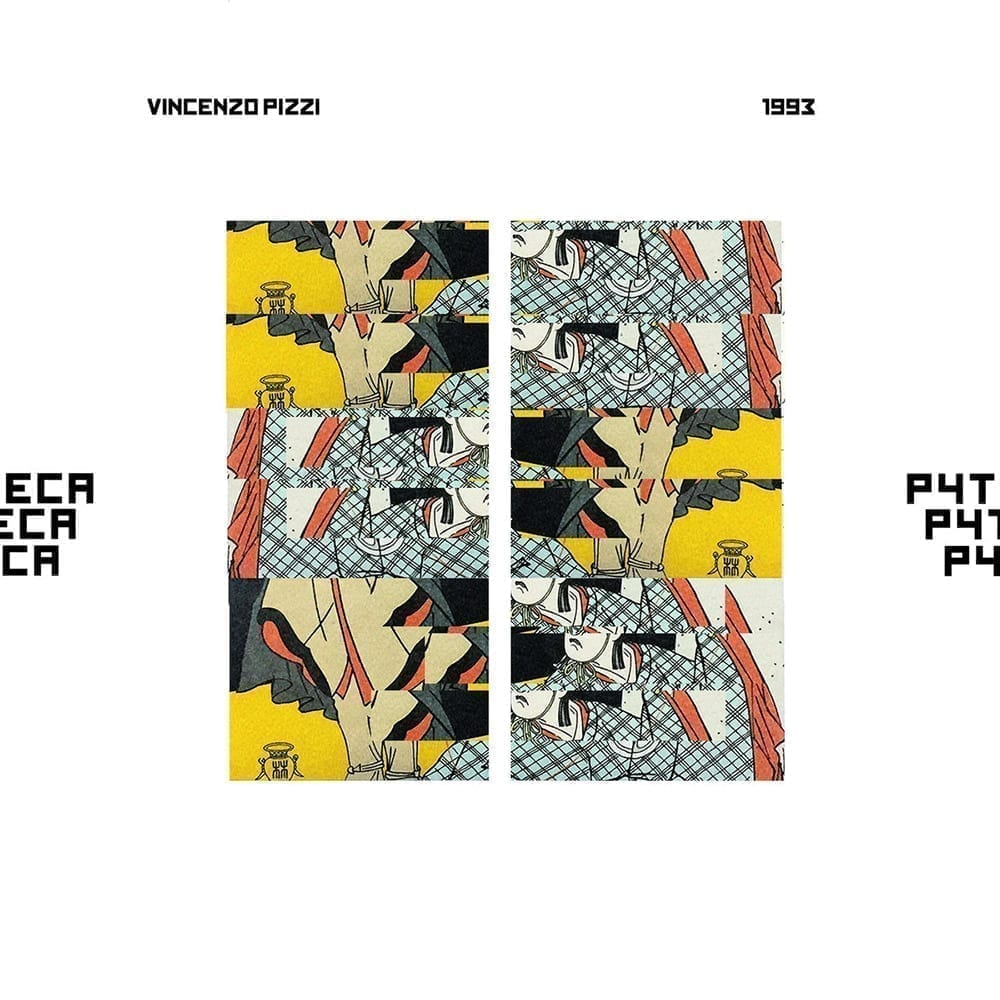 1993, 2 new techno cuts from Vincenzo Pizzi for his own label Pyteca Vincenzo Pizzi delivers 2 techno tracks to his label Pyteca.