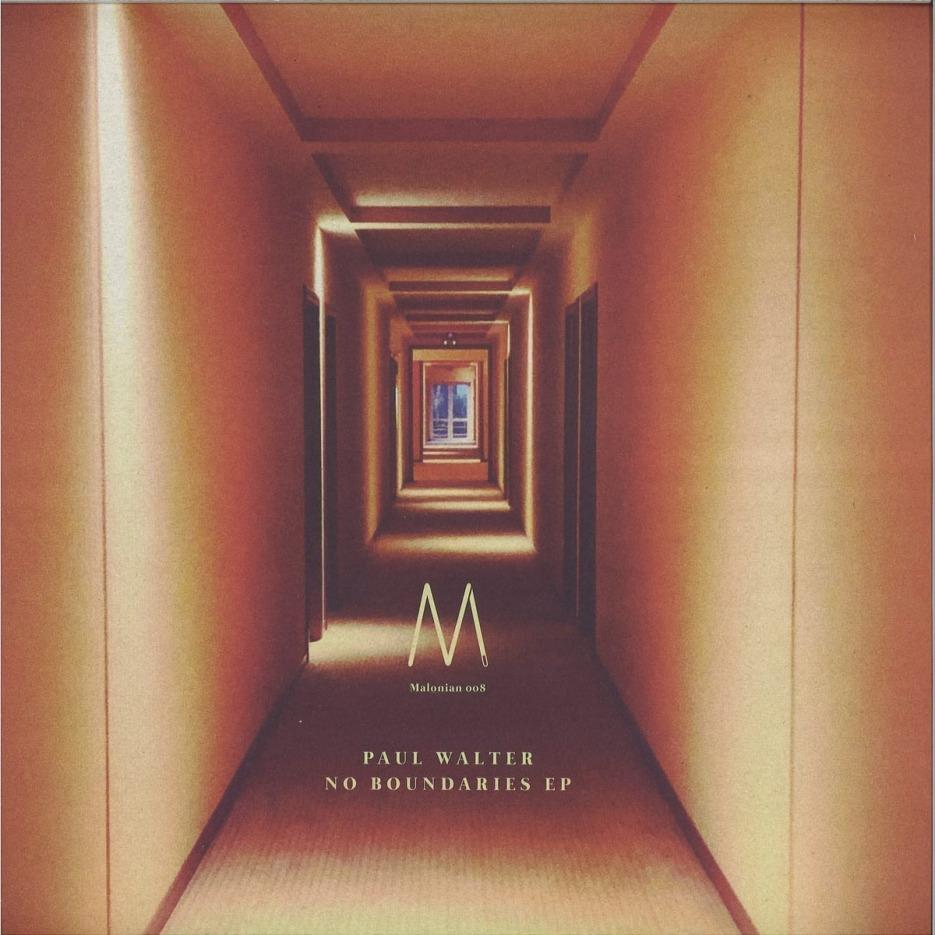 Paul Walter - No Boundaries EP [Malonian] front