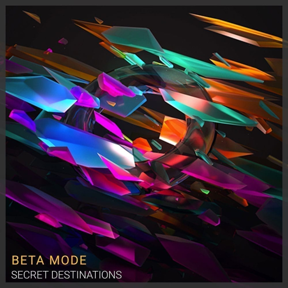 Secret Destinations, the new track from Beta Mode keeping the techno dark and underground