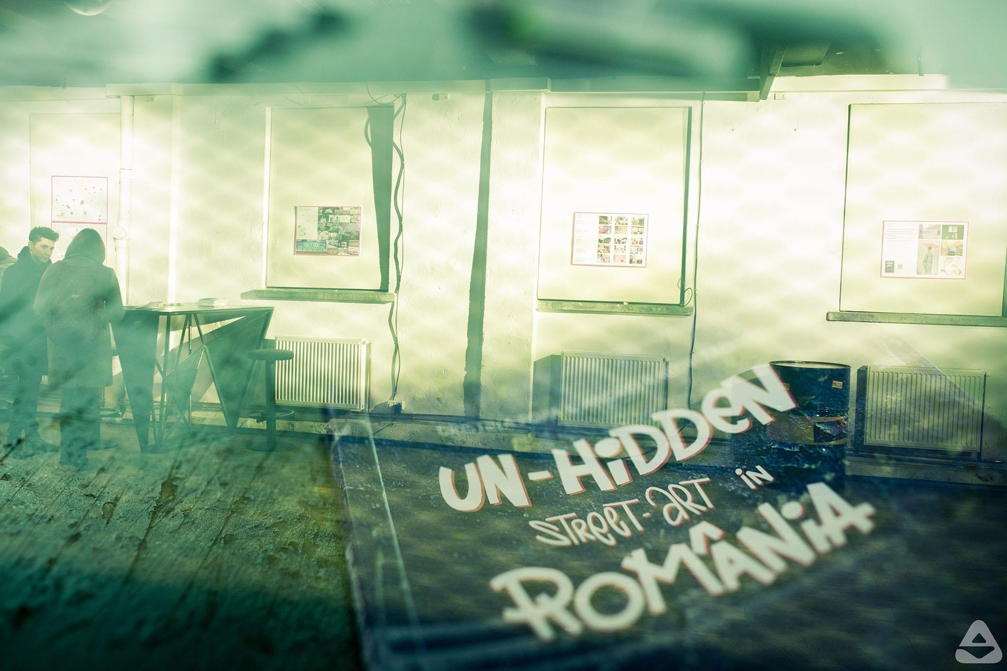 imagini de la evenimenteleUn-hidden Romanian Culture, organizate cu ocazia Zilei Culturii Naționale / expoziție Visssual, Brașov