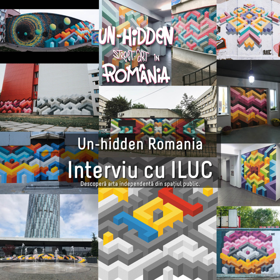 Un-hidden Romania interviu cu ILUC