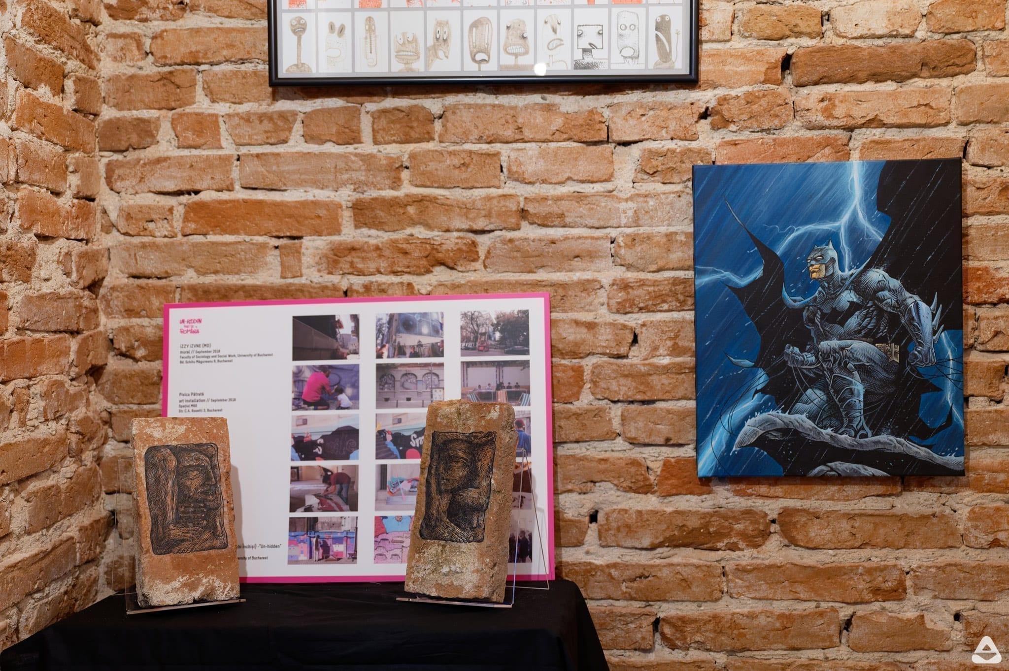 imagini de la evenimenteleUn-hidden Romanian Culture, organizate cu ocazia Zilei Culturii Naționale