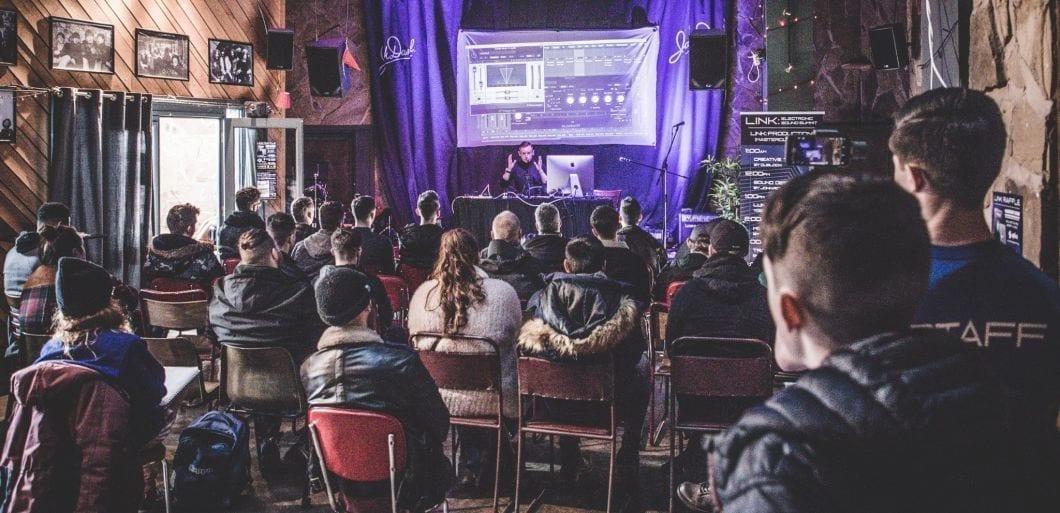 Electronic Sound Summit Liverpool ft. Crazy P, Detroit Swindle, Elliot Adamson + more