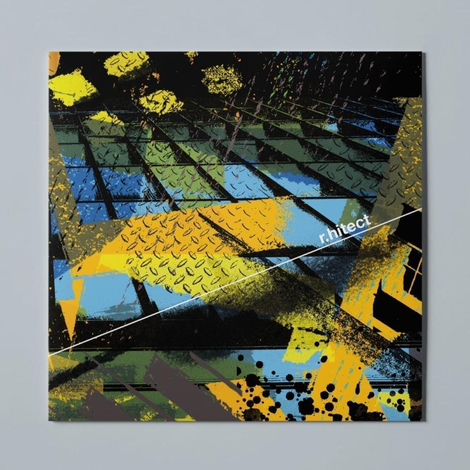 r.hitect - corbusian EP [r.hitect] front