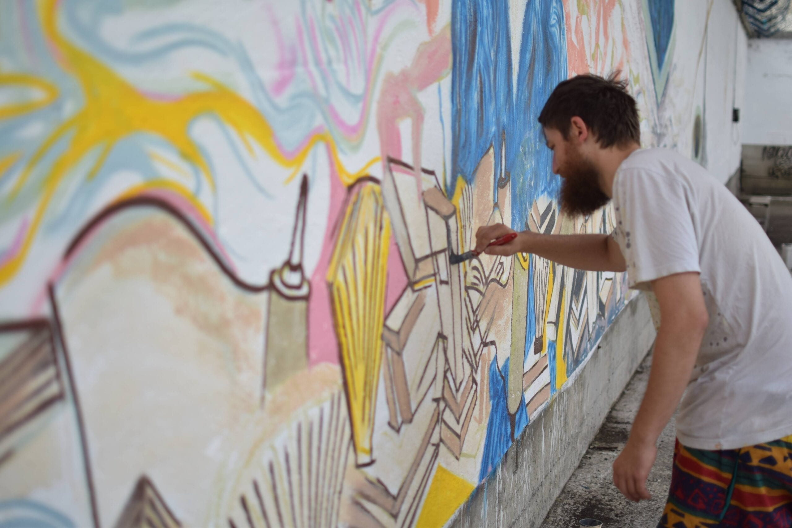Alt Astru Street Delivery penitenciarul Iași 2018 Un-hidden street art in Romania book art files