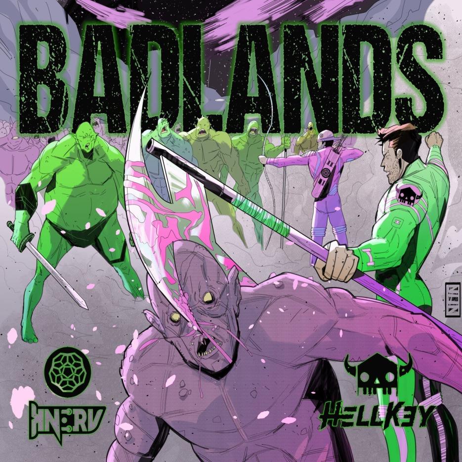 HellKey - Badlands