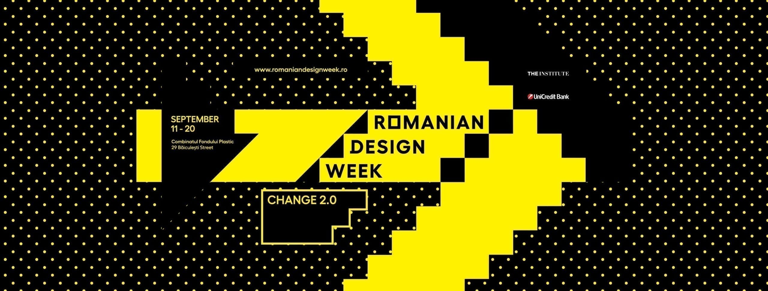 Romanian Design Week 2020 - Expoziția Change 2.0