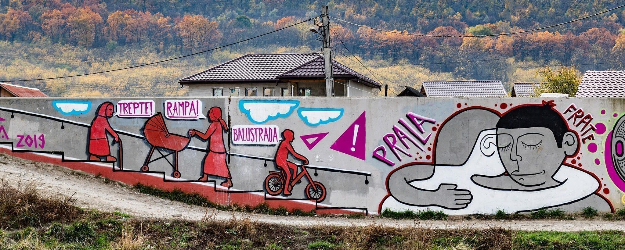 Harcea Pacea - Inziderabilii foto Ciprian Minea 2019 / Un-hidden street art in Romania book art files: IAȘI