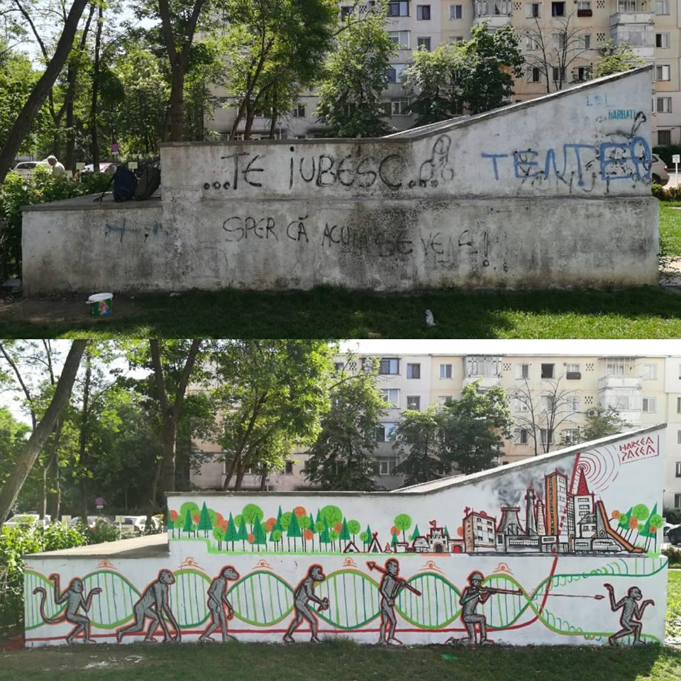 """Harcea Pacea - """"E…involuție"""" / 2018"""