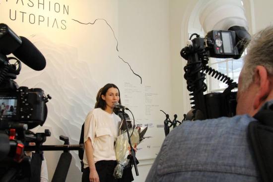 Otilia Mihalcea - premiu Londra