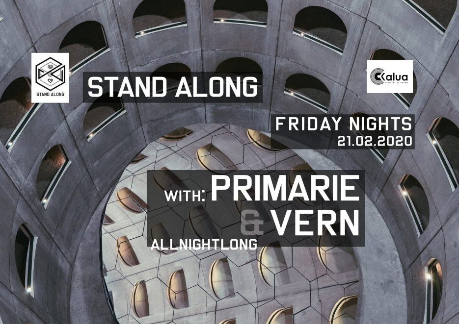 Stand Along Friday Nights with Primărie & Vern