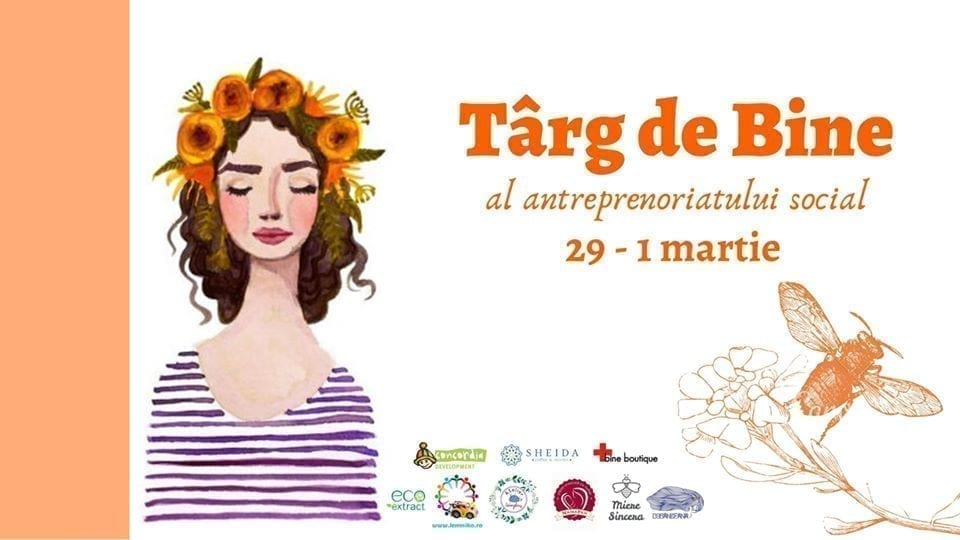 Târg de Bine @ Sheida Coffee & Stories - Charity Coffee Shop