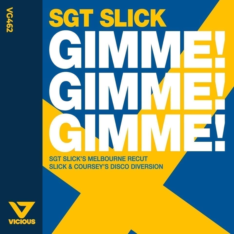 Australia's SGT Slick Reworks Abba Into Massive Anthem