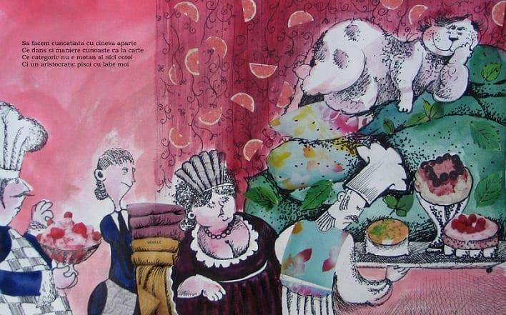 Atelier de Ilustrație de carte @ Fundația Calea Victoriei