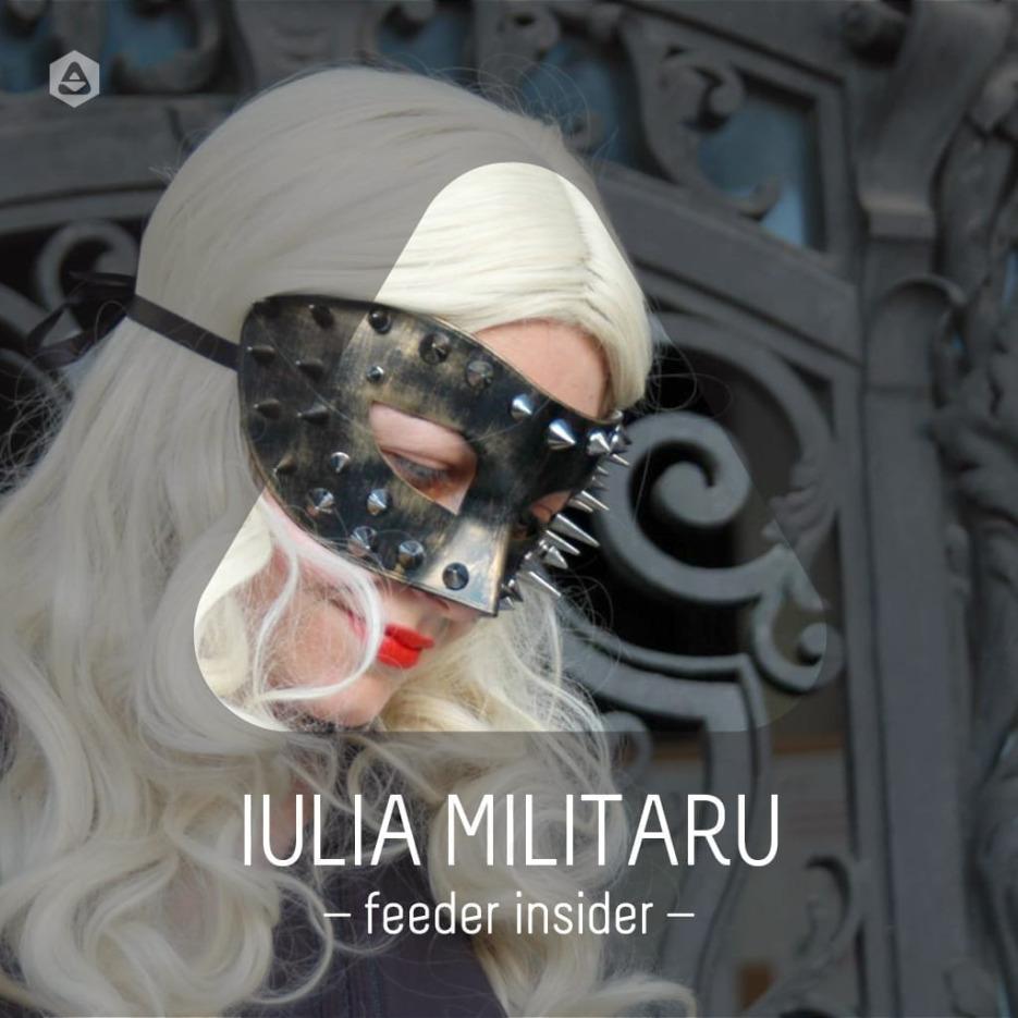 feeder insider interviu cu Iulia Militaru_cover articol