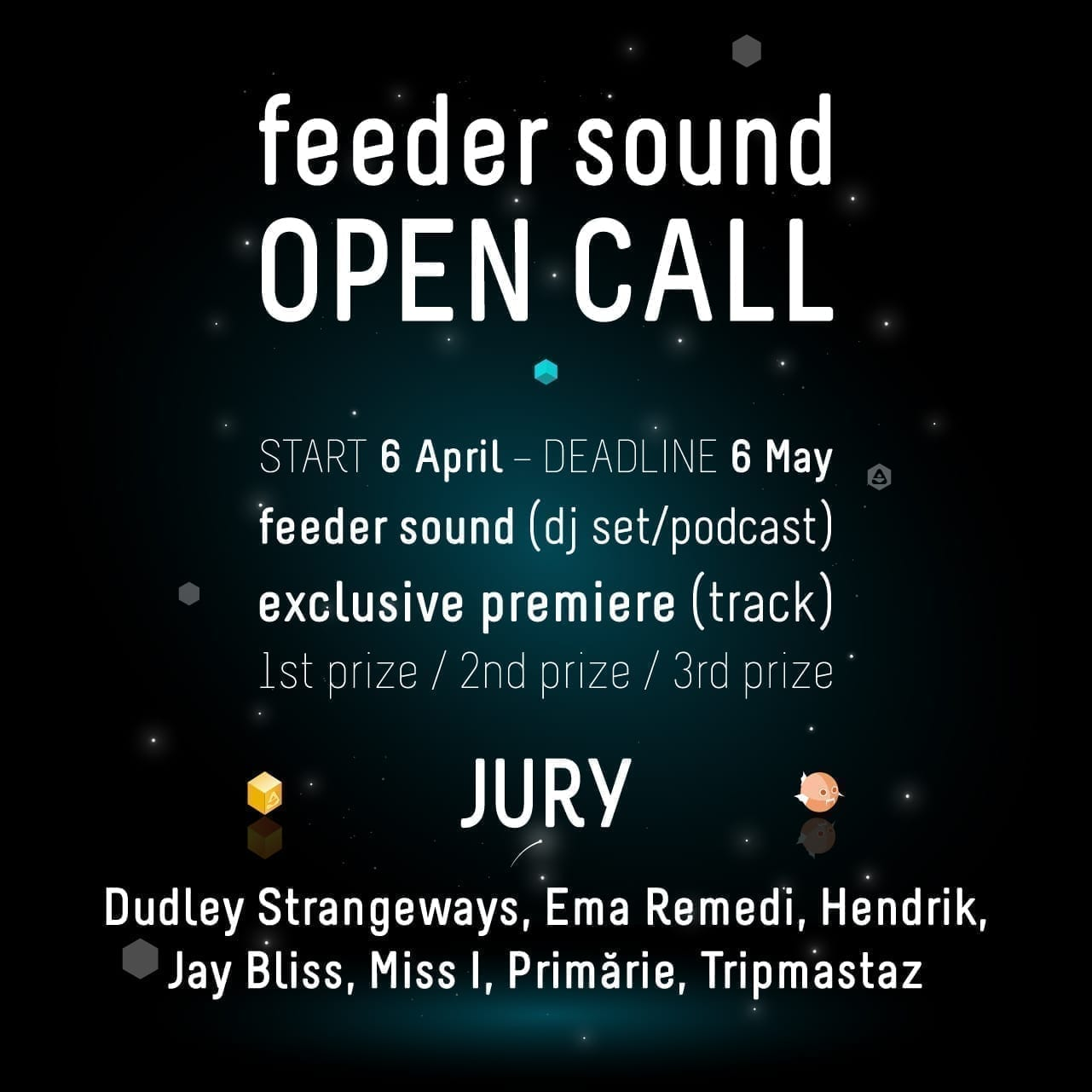 feeder sound OPEN CALL and Jury 2020 01