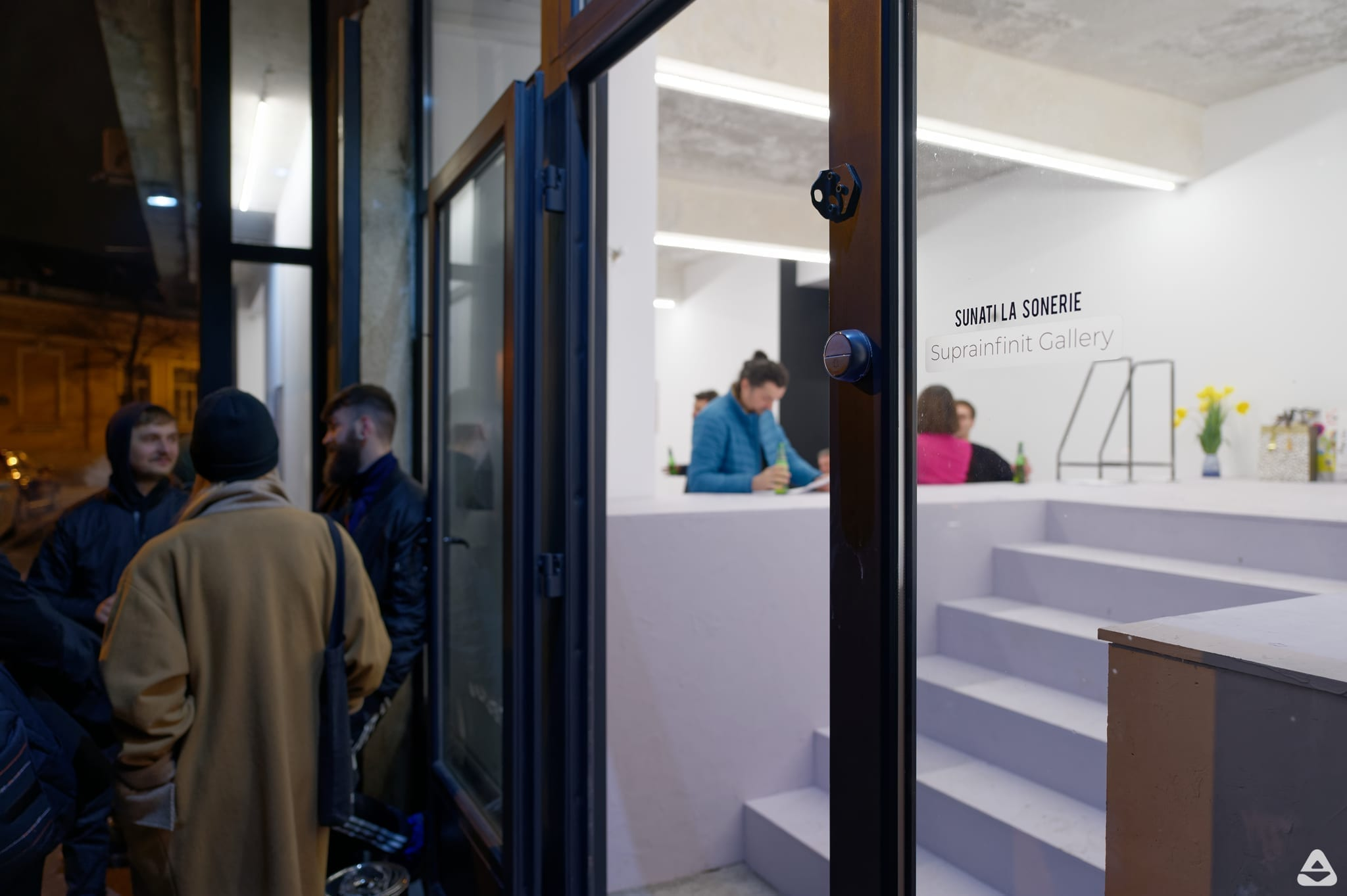 Suprainfinit Gallery - intrare