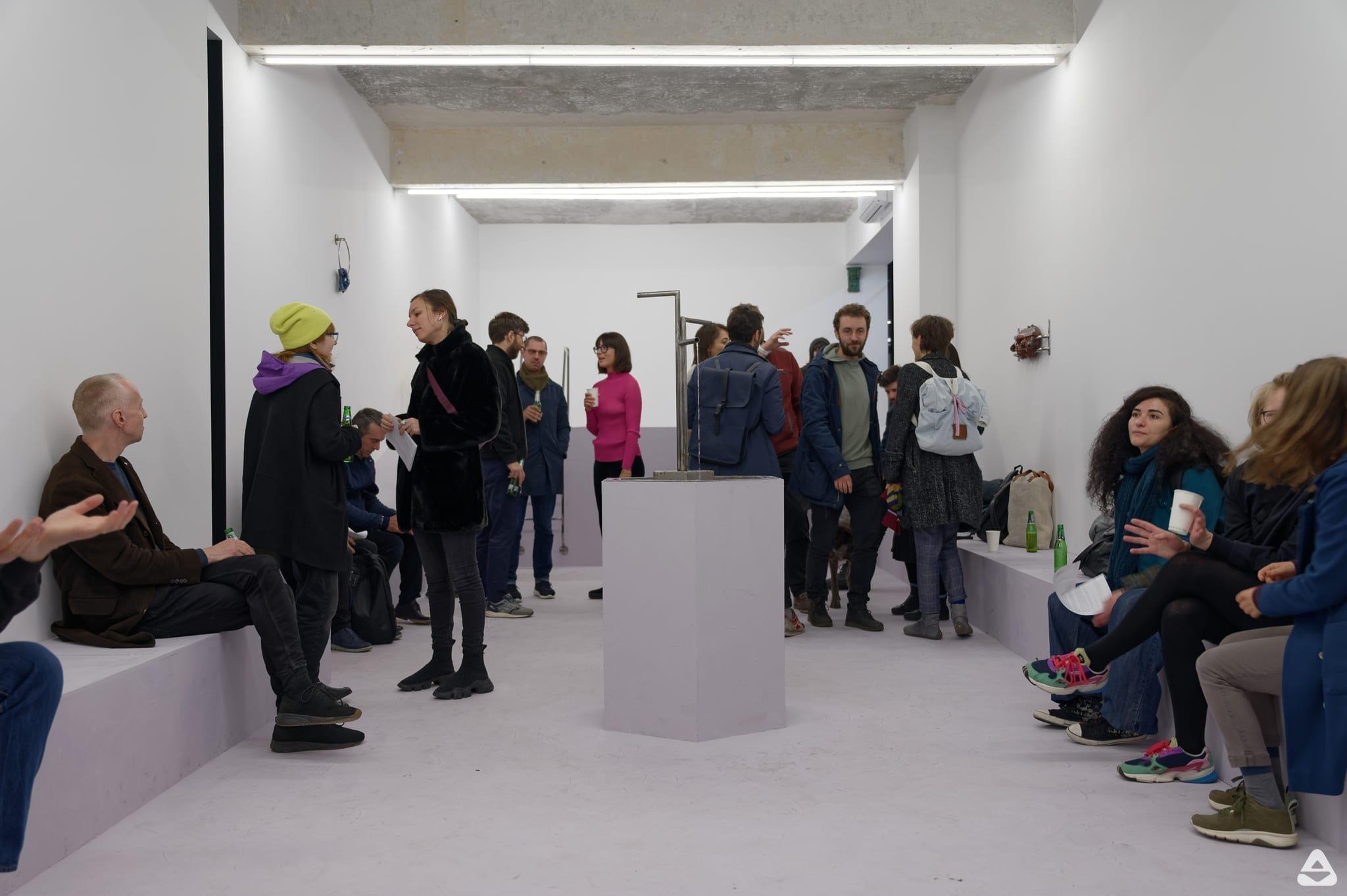 Suprainfinit Gallery - ansamblu interior 1