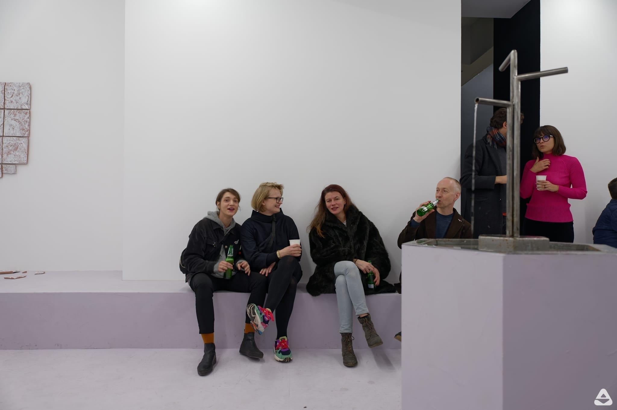 Kristin Wenzel w/ friends