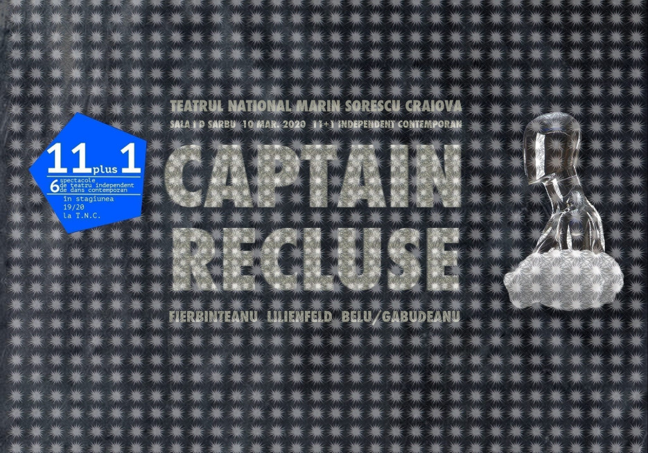 Captain Recluse:: 11plus1