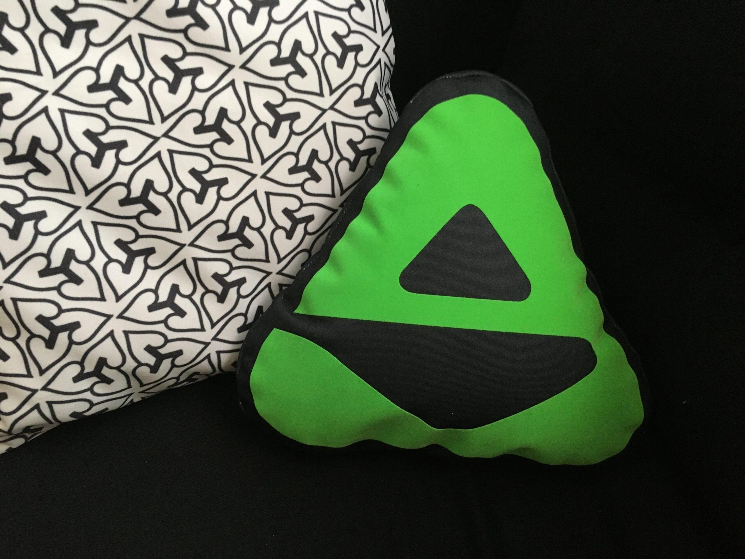 House of plankton x feeder.ro pillow