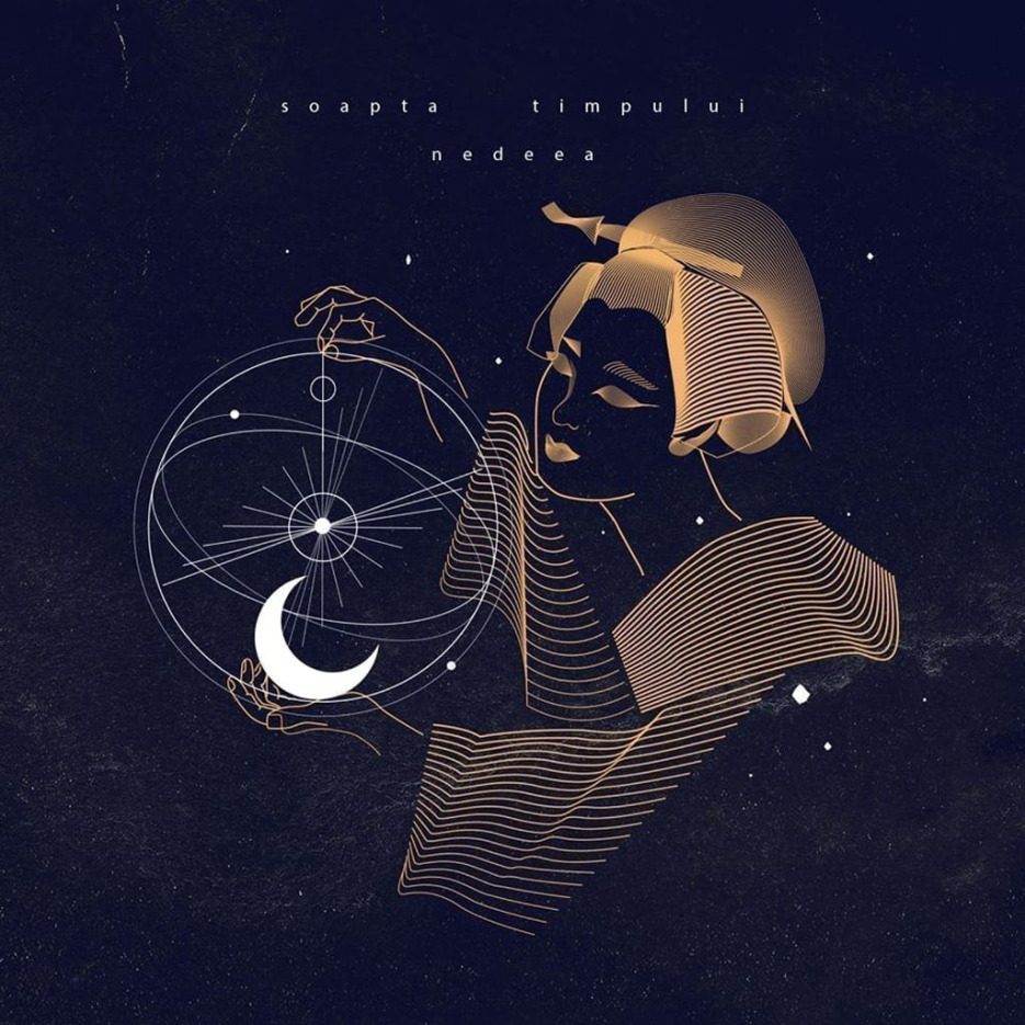Nedeea - Soapta Timpului EP cover artwork