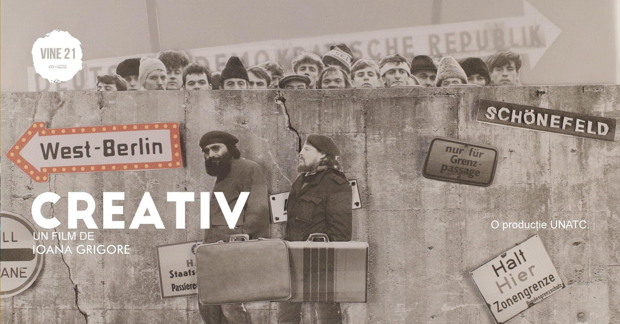 Proiectie Documentarul   Creativ de Ioana Grigore