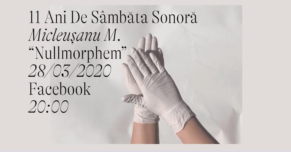 Sambata Sonora Mitos Micleusanu