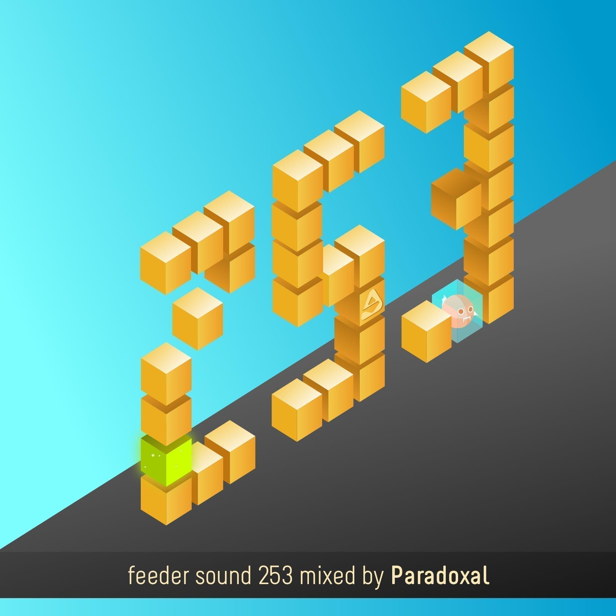feeder sound 253 mixed by Paradoxal 01