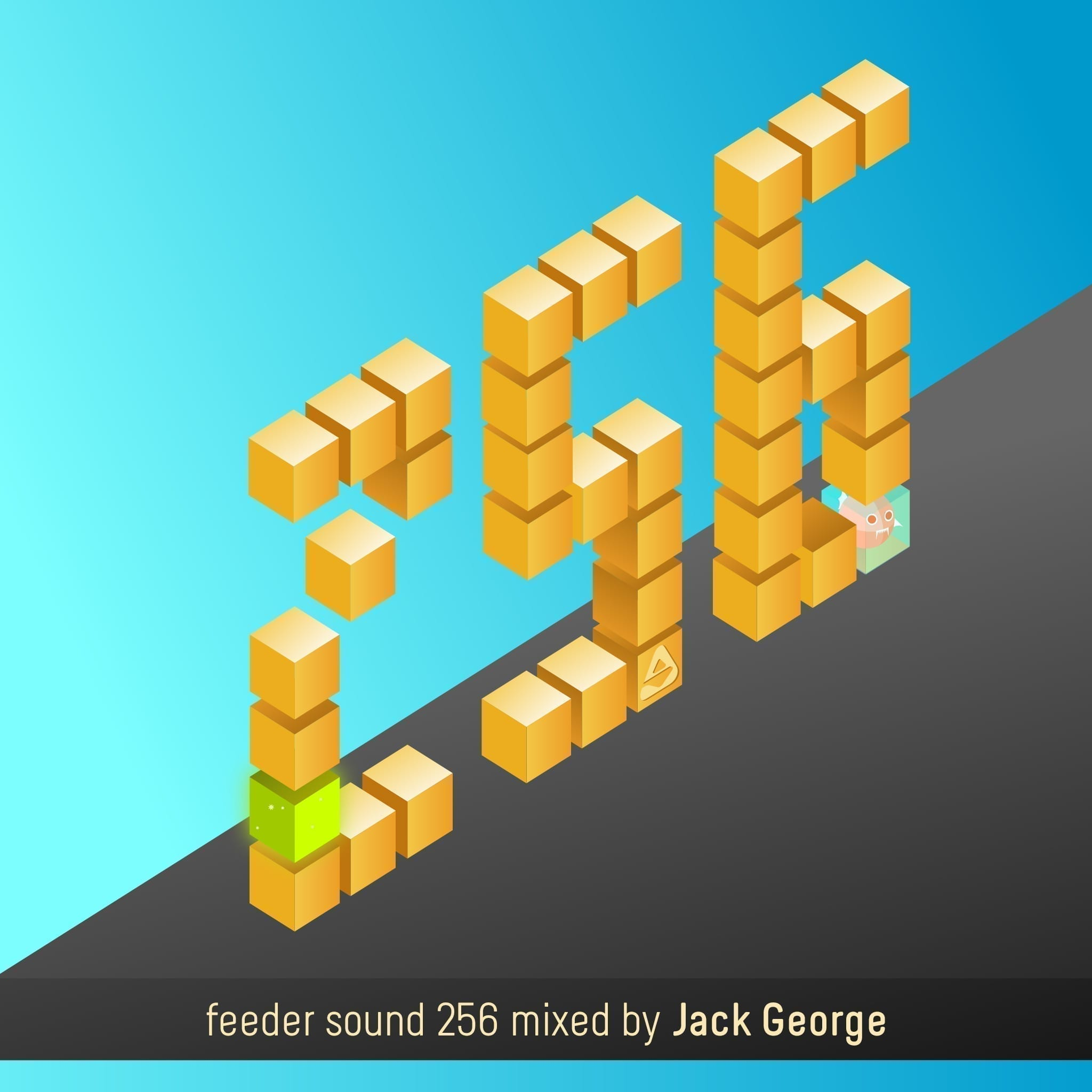 feeder sound 256 mixed by Jack George 01