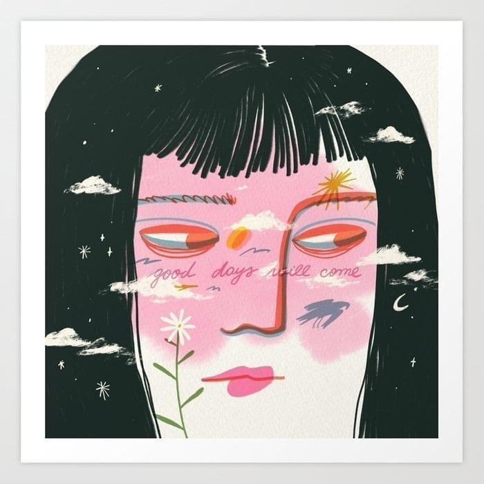 good-days-will-come-prints Livia Falcaru