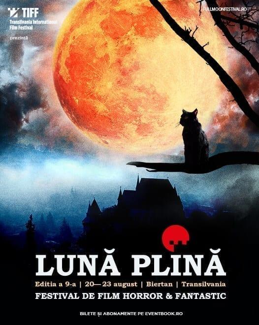 Lună Plină 2020 - Festivalul Filmului Horror și Fantastic