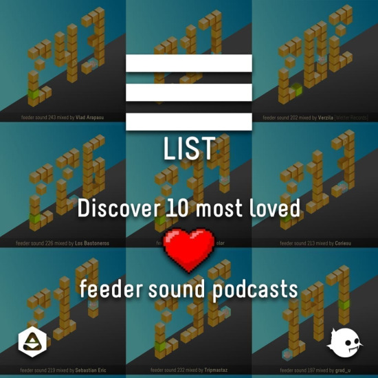10 most loved feeder sound podcasts 01