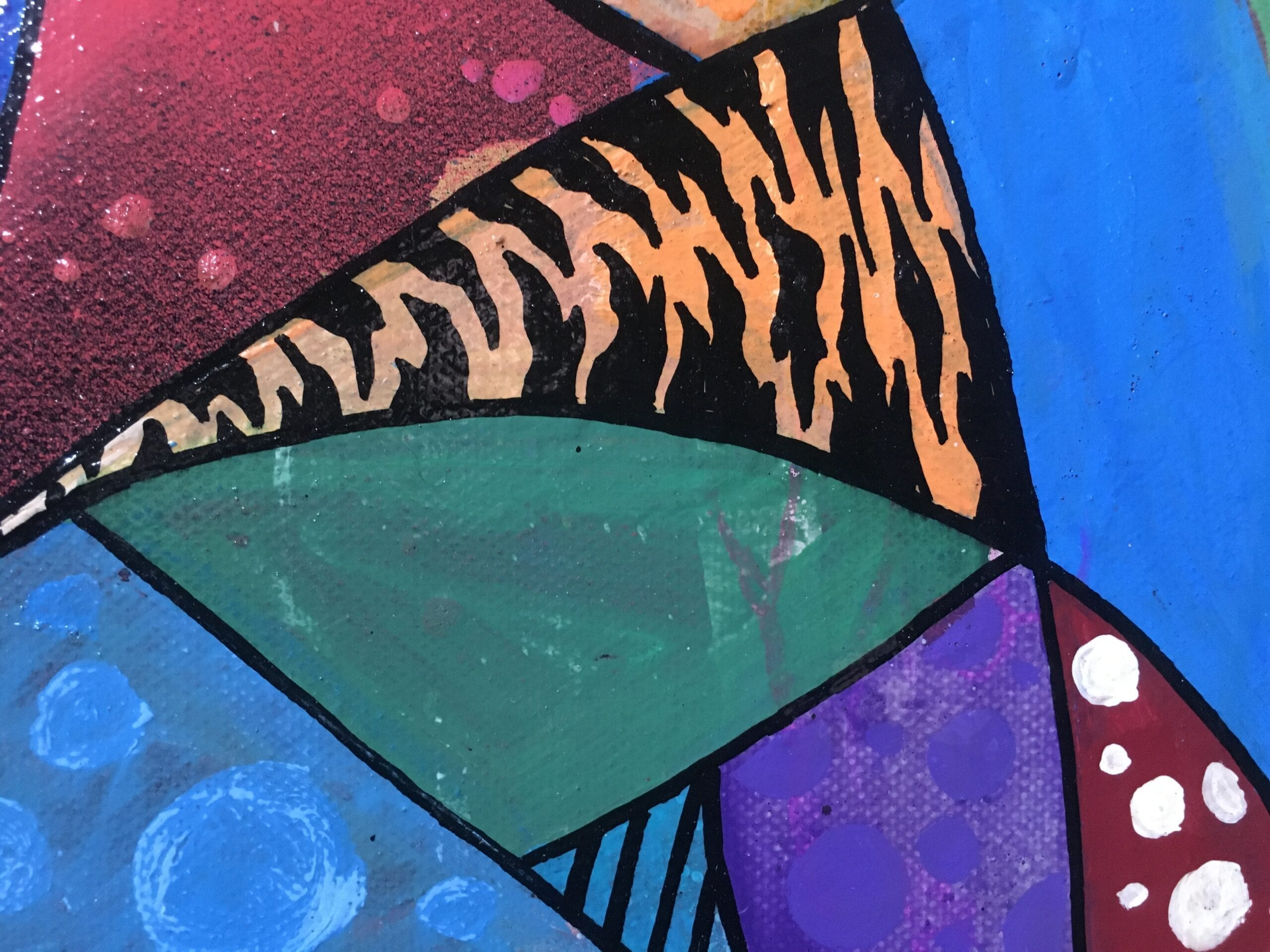 2020 AEUL - Lacrima Dorinței The Tear of the Wish painting 5