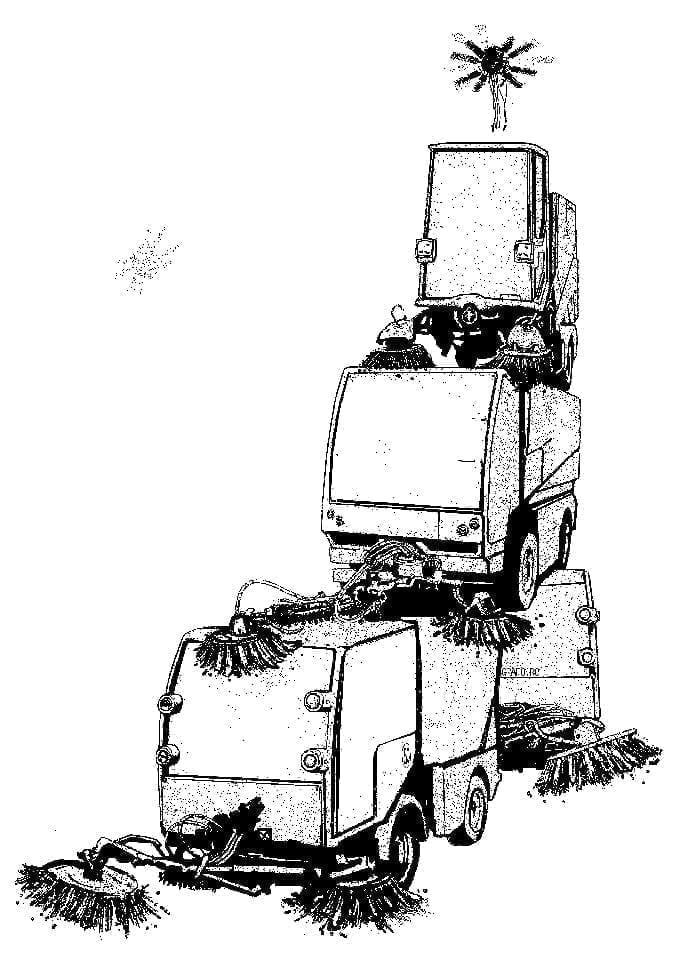 Grafo Dragos - sketch feeder 2020