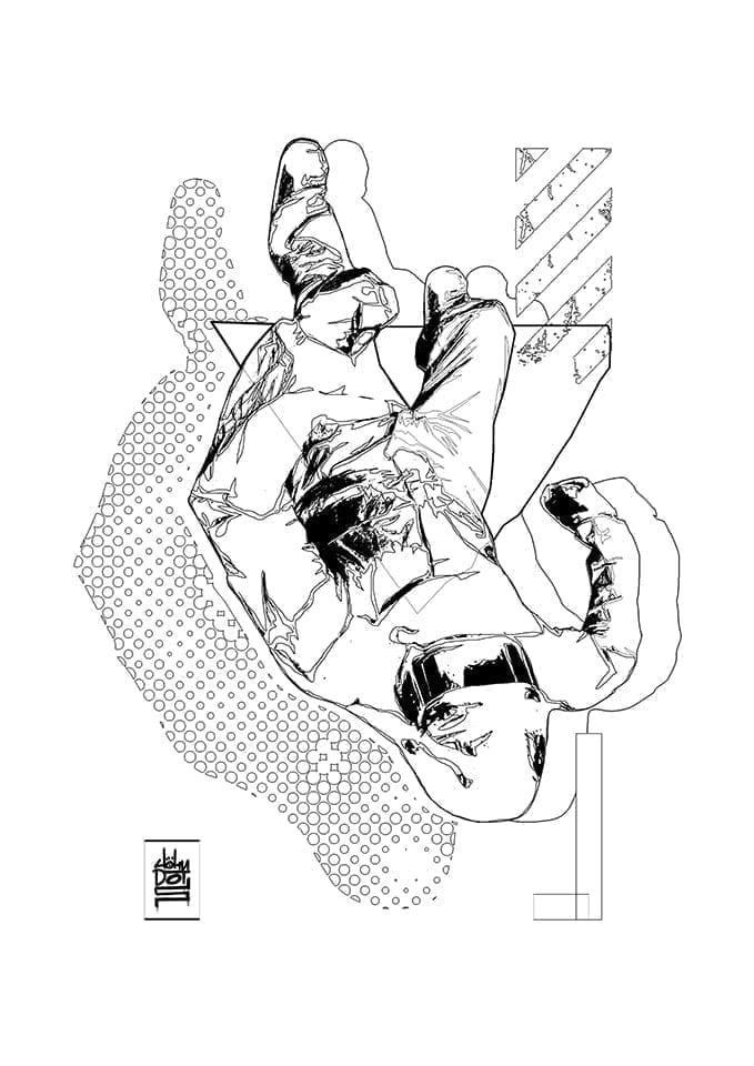 John Dot S - Sketch
