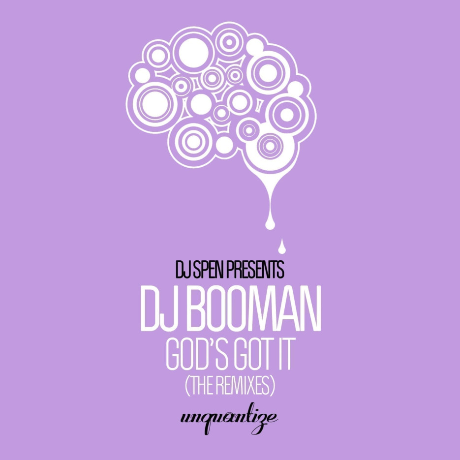 UNQTZ197_Booman_God's Got it_Remixes