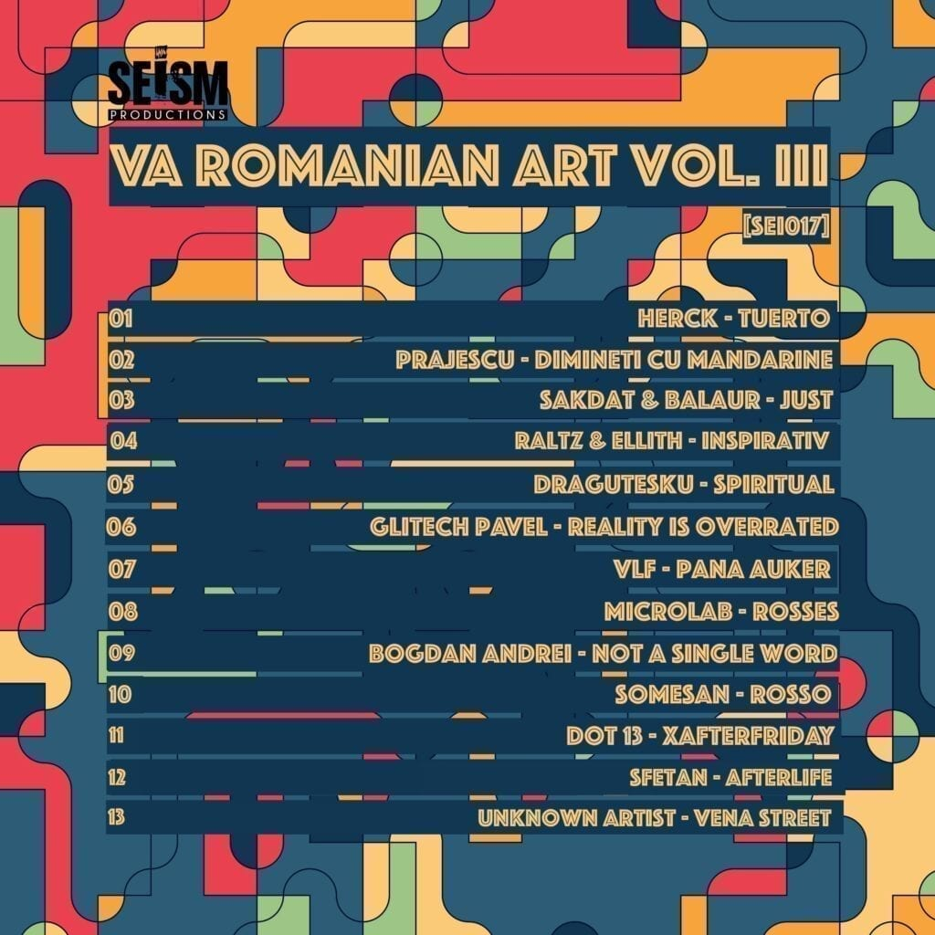 Va Romanian Art Vol III