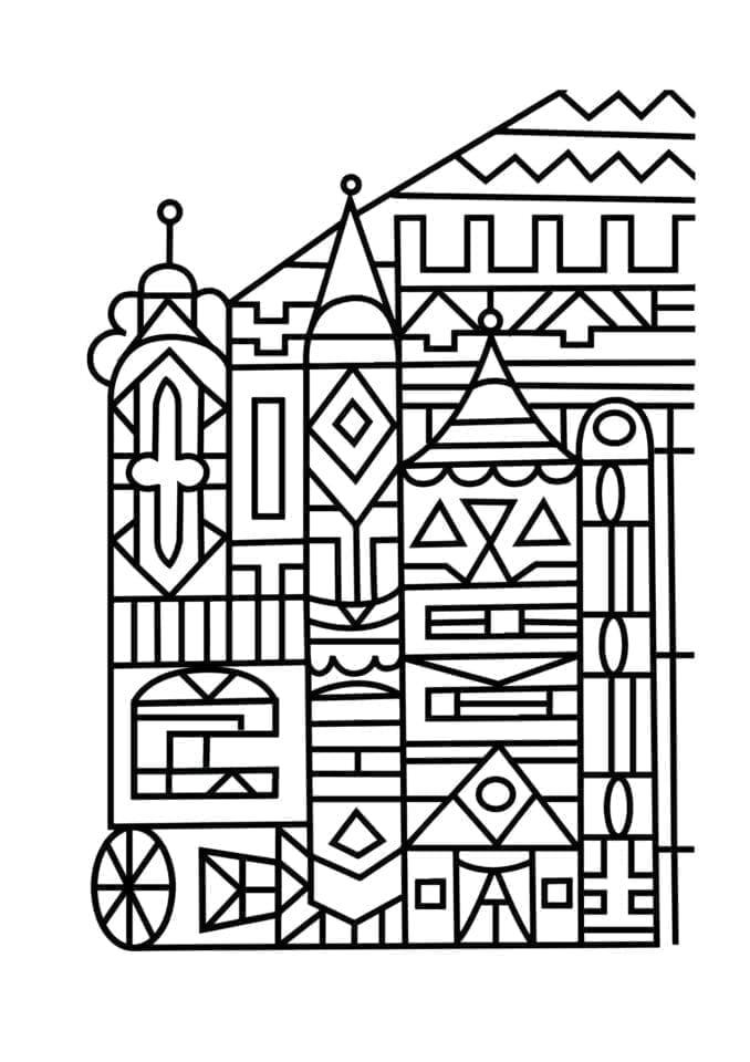 Vvander viață - Oraș 2020 sketch
