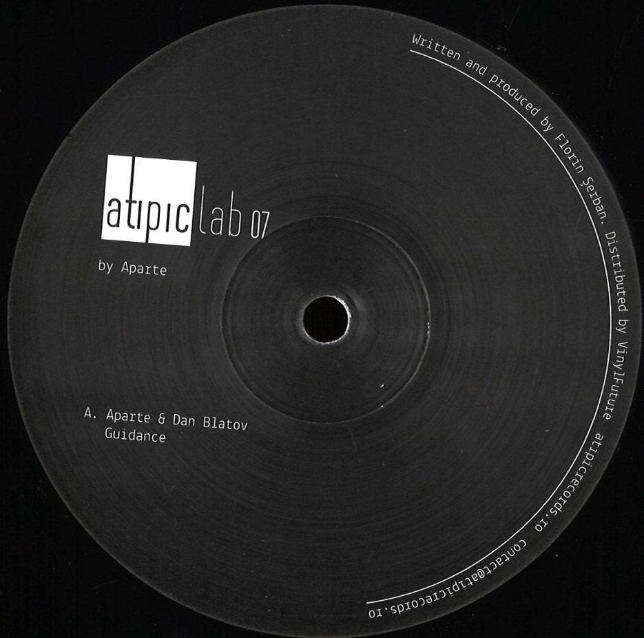 Aparte Dan Blatov - Atipic Lab 007 [AtipicLab] 01