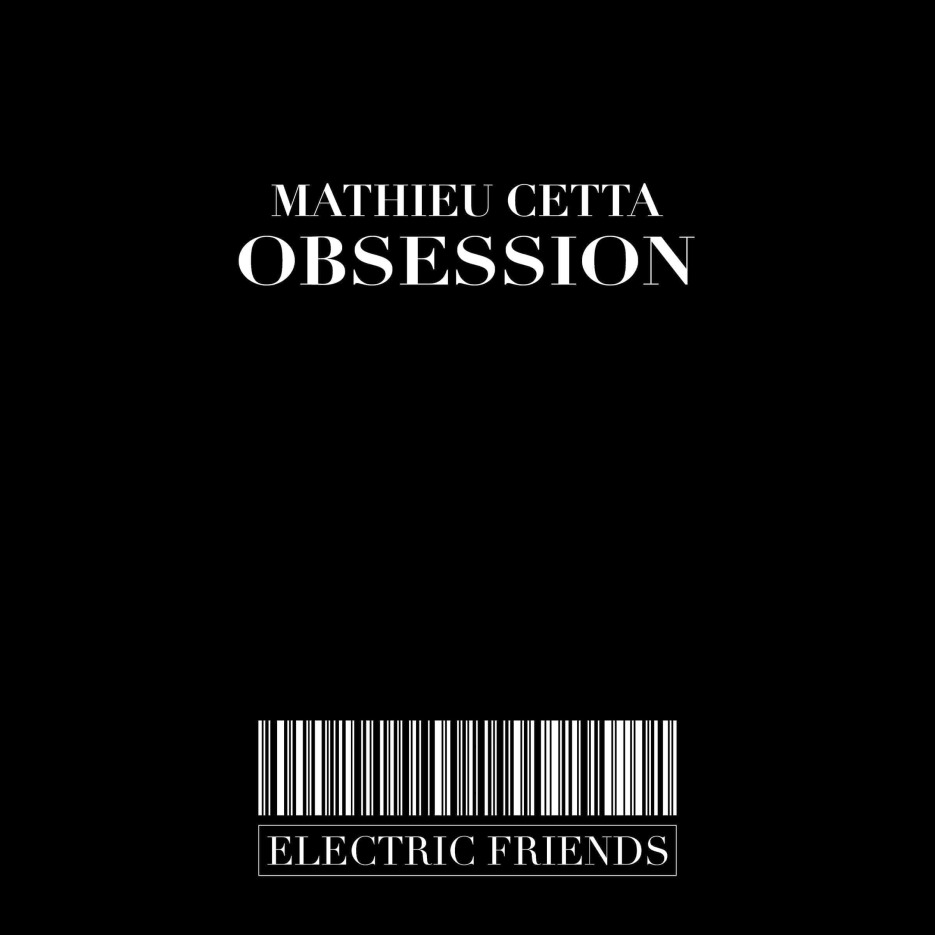 Mathieu Cetta Releases Obsession