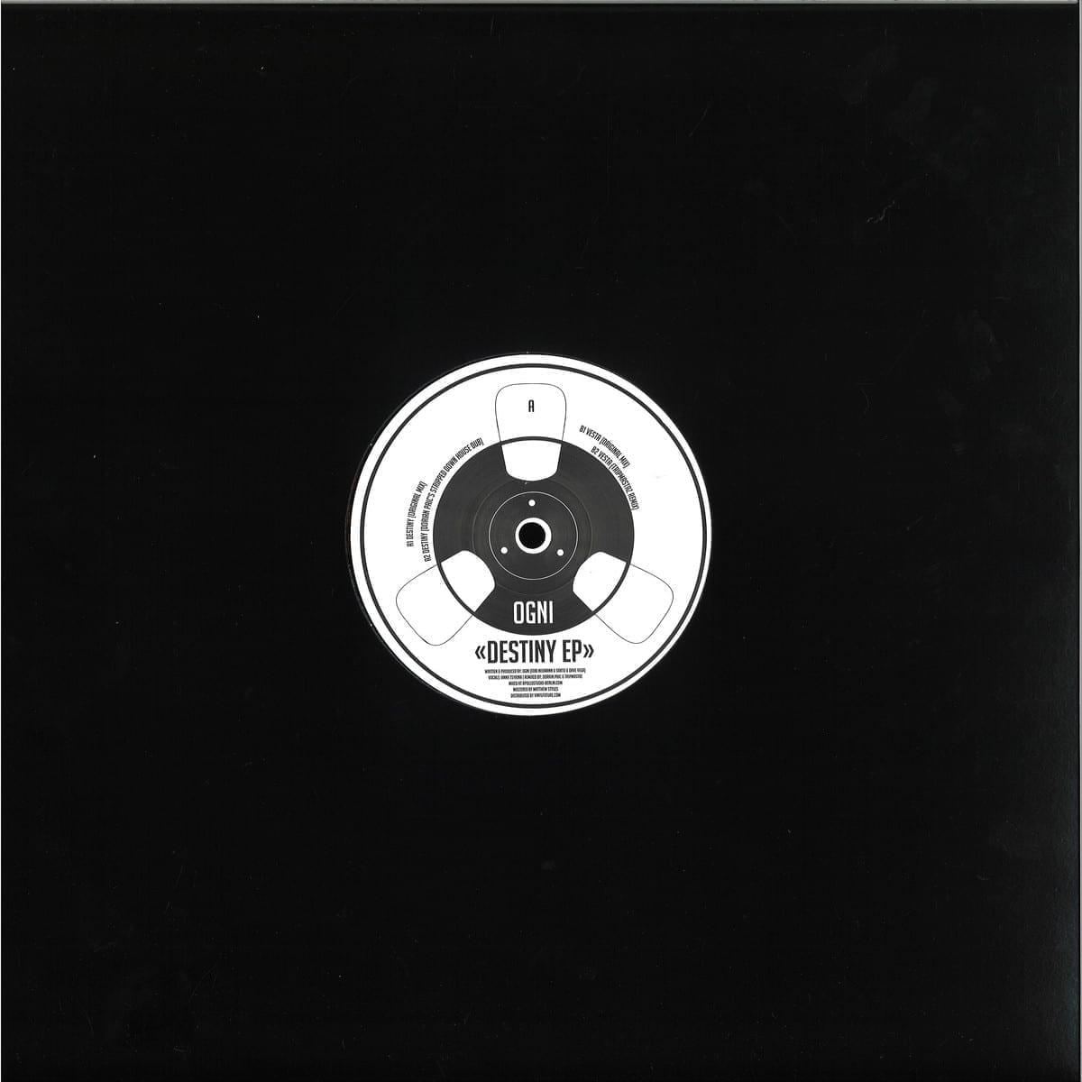 Ogni - Destiny EP [Ogni Tapes] 2