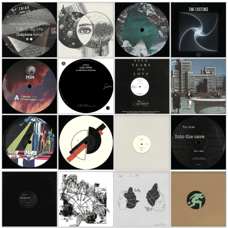 Read about someof the most intriguing electronic music recently released on vinyl