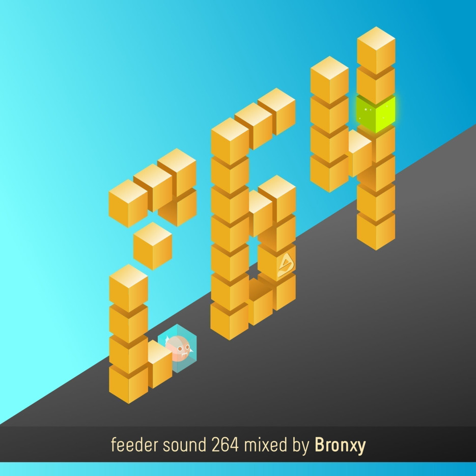 feeder sound 264 mixed by Bronxy