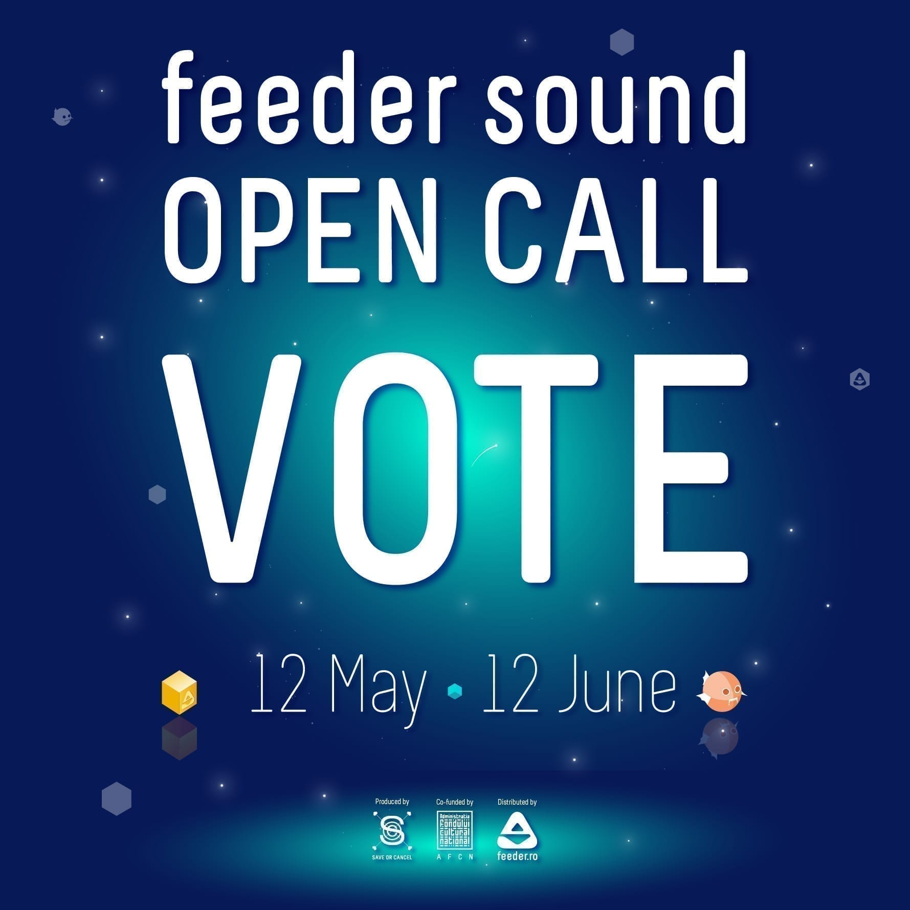 VOTE your favourite sets participating in the feeder sound II OPEN CALL for DJs